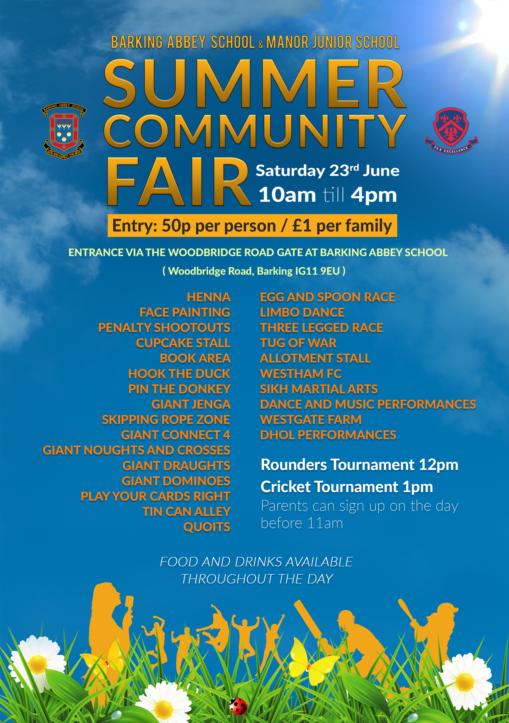 Summer Community Fair
